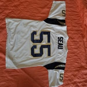 new concept ef3bc 13bf6 Junior Seau jersey